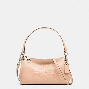Coach Charley Horse & Carriage Leather Crossbody